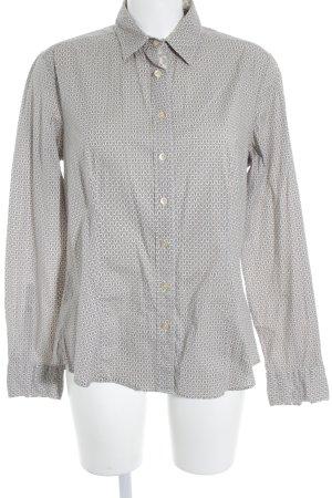 Caliban Long Sleeve Shirt spot pattern casual look