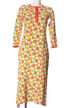Calida Longsleeve Dress allover print casual look