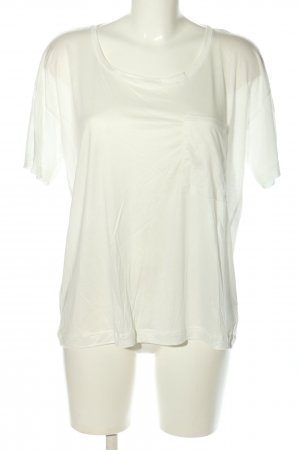 Calida Oversized Shirt white casual look