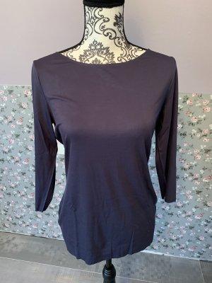 Calida Koszulka z długim rękawem ciemnoniebieski