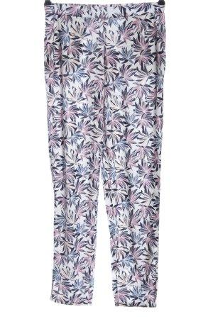 Calida Stoffen broek volledige print casual uitstraling