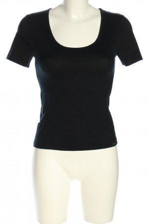 Calida T-shirt nero stile casual