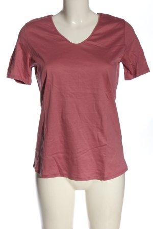 Calida T-shirt roze casual uitstraling