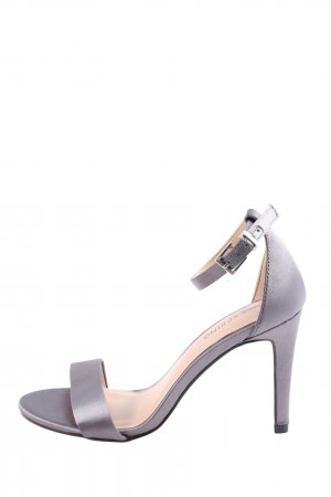 Call it Spring High Heel Sandaletten hellgrau Casual-Look