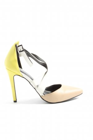 Call it Spring High Heels cream-primrose elegant