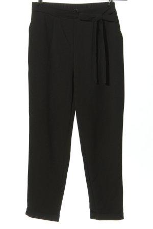 Calliope Pantalone a 7/8 nero stile professionale