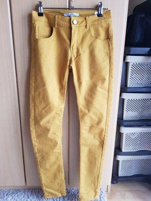 Calliope Pantalone sabbia-color cammello