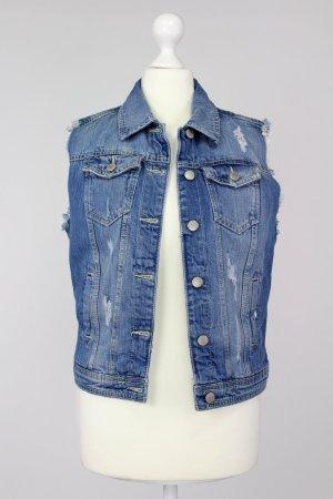 Calliope Jeansweste blau Größe S 1711200030322
