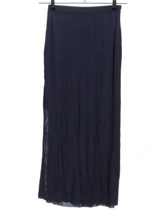 Calliope Maxi Skirt blue casual look
