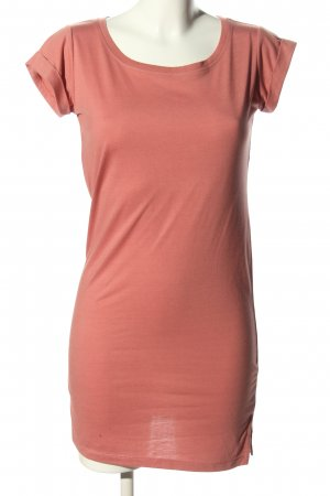 Calliope Haut long orange clair style décontracté