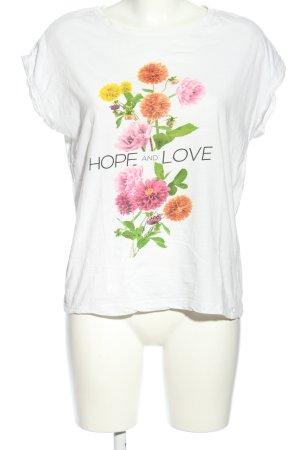 Calliope T-shirt Nadruk z motywem W stylu casual