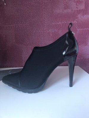 Calvin Klein Botte courte noir