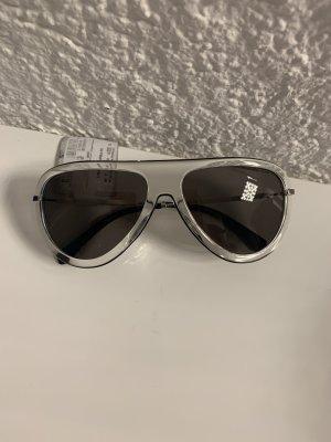 Calvin Klein Bril lichtgrijs-wit