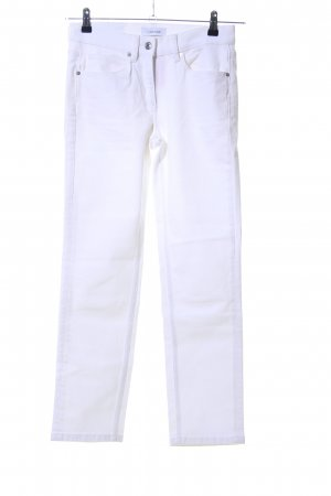 Calvin Klein 7/8 Length Jeans white casual look