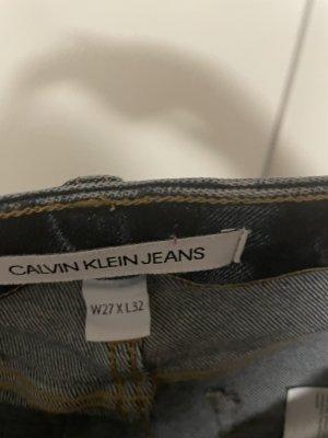 3/4 Length Jeans grey