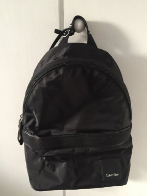 Calvin Klein Trekking Backpack black-white