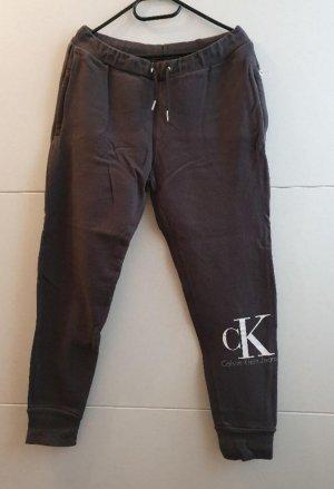 Calvin Klein Jeans Pantalon de sport gris brun