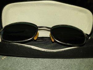 Calvin Klein Gafas de sol cuadradas color plata