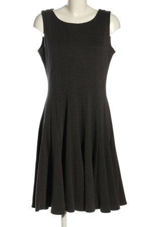 Calvin Klein A-Linien Kleid braun meliert Casual-Look