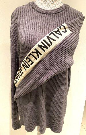Calvin Klein Maglione girocollo grigio