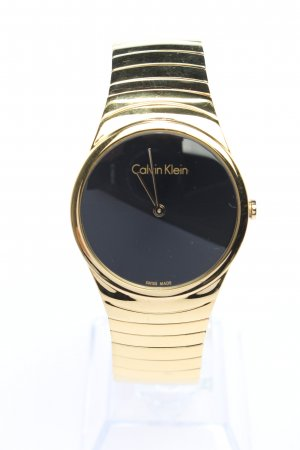 Calvin Klein Analog Watch gold-colored casual look