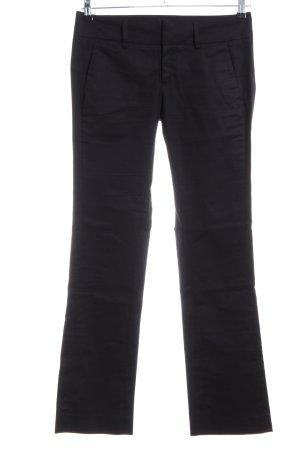 Calvin Klein Pantalon zwart casual uitstraling
