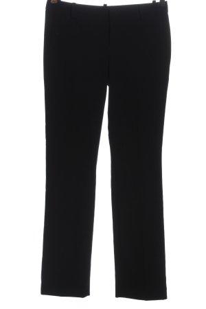 Calvin Klein Anzughose schwarz Casual-Look