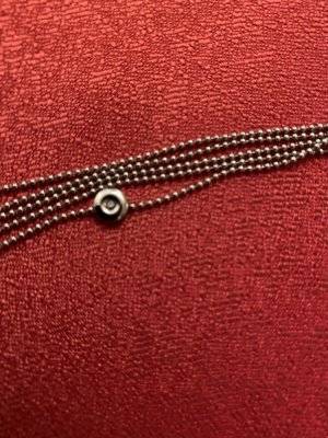 Calvin Klein Braccialetto in argento argento