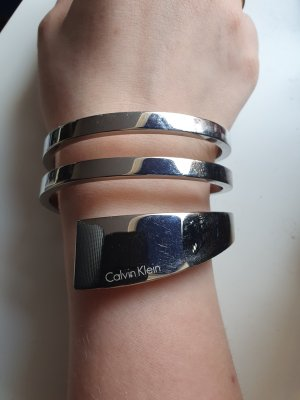 Calvin Klein Silver Bracelet silver-colored