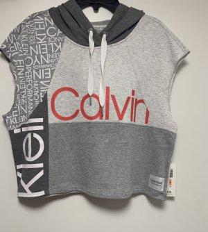 Calvin Klein Armlose Hoodie Gr S NEU