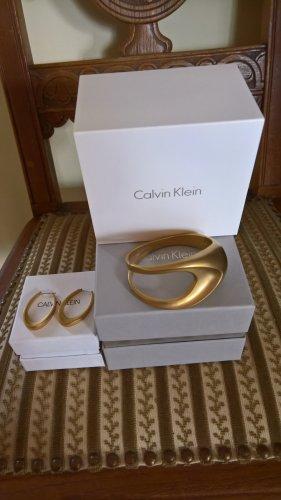 Calvin Klein  Armspange  und Ohrringe