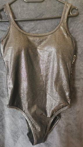 Calvin Klein Strój kąpielowy czarny-złoto
