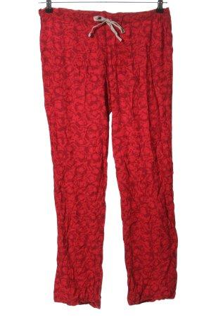Calvin Klein Baggy Pants rot Casual-Look