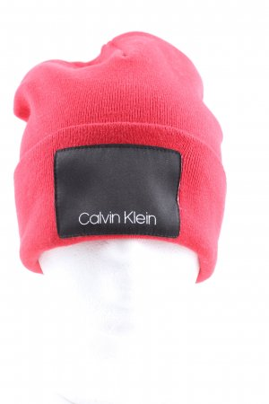 Calvin Klein Beanie multicolored casual look