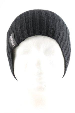Calvin Klein Beanie schwarz Casual-Look