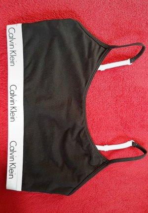 Calvin Klein Soutien-gorge blanc-noir