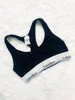 Calvin Klein Reggiseno bianco-nero