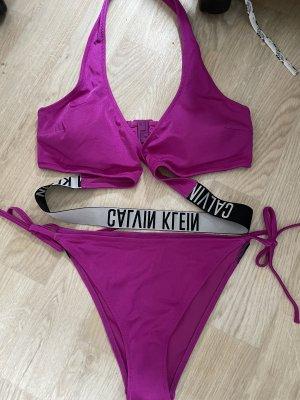 Calvin Klein Bikini violet-magenta