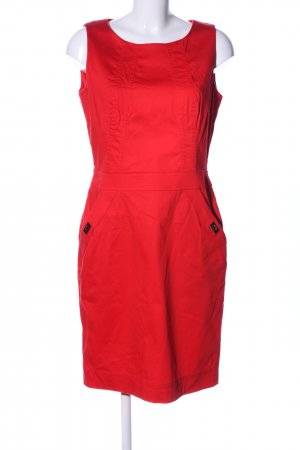 Calvin Klein Kokerjurk rood casual uitstraling