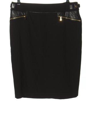 Calvin Klein Kokerrok zwart casual uitstraling