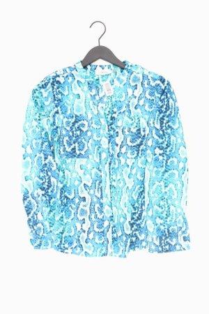 Calvin Klein Bluse Größe M blau aus Polyester
