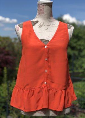 Calvin Klein Jeans Blouse orange