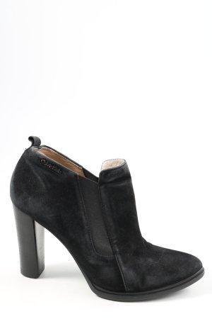 Calvin Klein Booties schwarz Casual-Look
