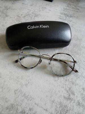 Calvin Klein Gafas color plata-gris verdoso metal