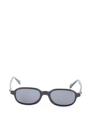 Calvin Klein Occhiale nero stile casual