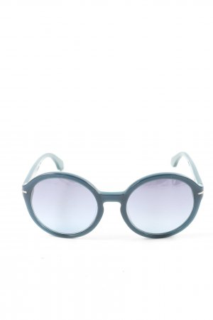 Calvin Klein Occhiale blu stile casual