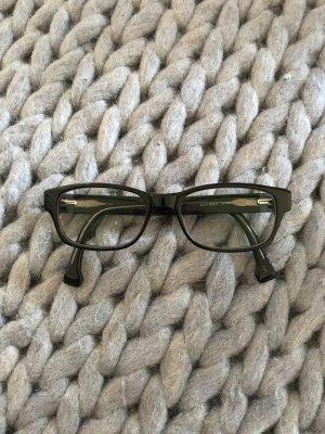 Calvin Klein Brille schwarz