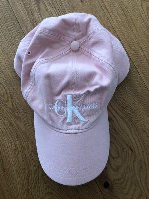 Calvin Klein Gorra de béisbol rosa