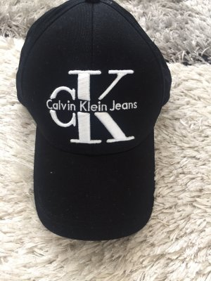 Calvin Klein Jeans Baseballpet zwart