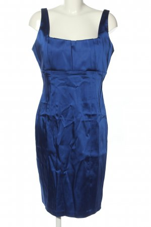 Calvin Klein Cocktailkleid blau Casual-Look